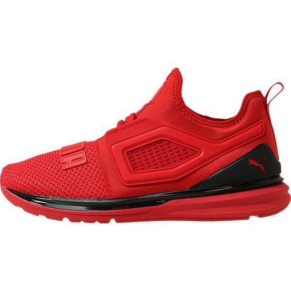 Najnowsza moda bardzo popularny nowy wygląd Puma IGNITE LIMITLESS 2 Sneakersy niskie ribbon red/black