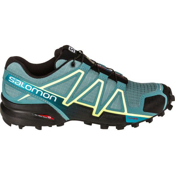 Salomon Buty damskie Speedcross 4 W ArticBlackEnamel Blue r. 38 (398424)