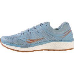 54e6fd2472dea Saucony HURRICANE ISO 4 Obuwie do biegania Stabilność navy denim copper.  Niebieskie obuwie ...