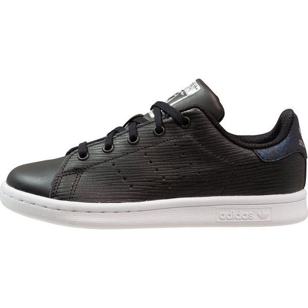 adidas Originals STAN SMITH Tenisówki i Trampki core blacksilver metallic