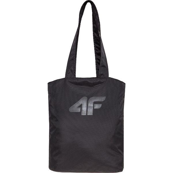 a834bbc55cf9f 4f Torba plażowa H4L18-TPL001 20 czarna - Czarne torby sportowe ...