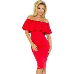 8e24362ded Czerwona sukienka hiszpanka maxi - Sukienki damskie - Kolekcja ...