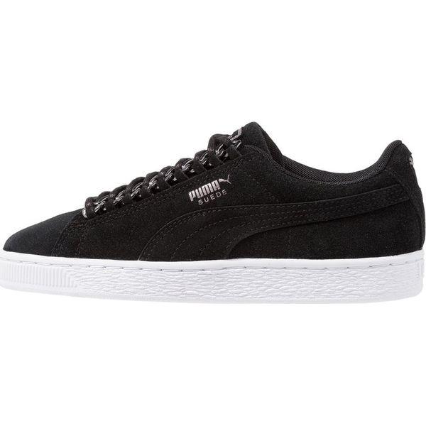 0284df445671c4 Puma CLASSIC CHAIN Sneakersy niskie black/aged silver - Obuwie ...