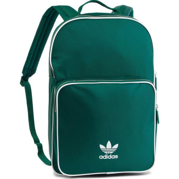 41640d75986ea Plecak adidas - Bp Cl adicolor DV0185 Green/White - Plecaki marki ...