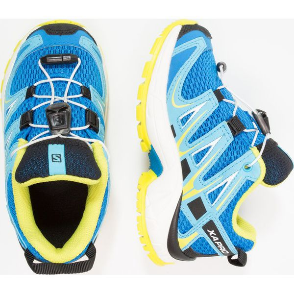 Salomon XA PRO 3D Obuwie do biegania Szlak indigo buntingwhitesulphur spring