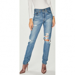 3999cbd9b5d76 Jeansy damskie - Kolekcja wiosna 2019 - Butik - Modne ubrania