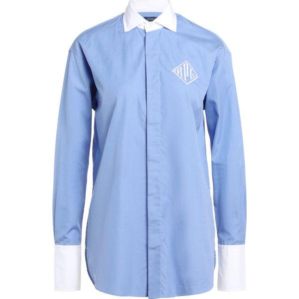 52f77009ee0c Polo Ralph Lauren Koszula iceberg blue white - Niebieskie koszule ...