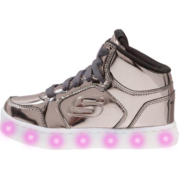 affd6c9bb3c3a Skechers ENERGY LIGHTS Tenisówki i Trampki wysokie metallic - Buty ...