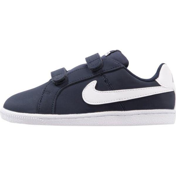 29baac39ee61d Nike Sportswear COURT ROYALE (TDV) Tenisówki i Trampki obsidian ...