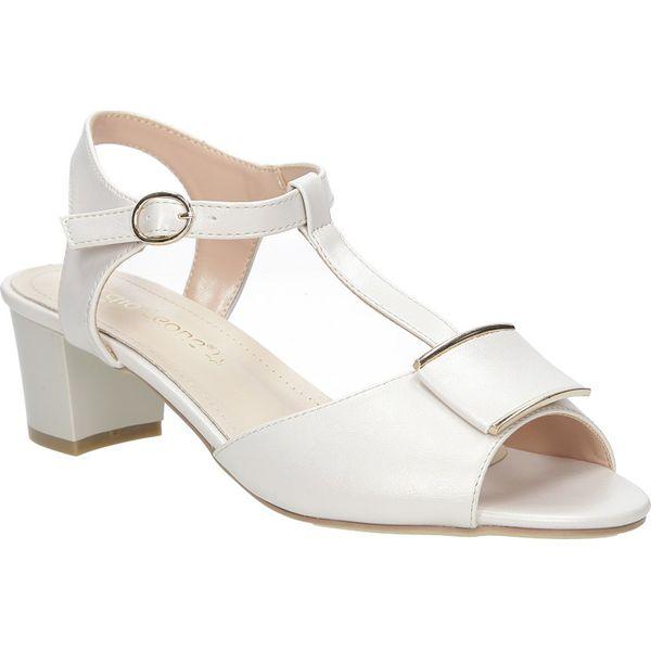 Sandały damskie na niskim obcasie - Kolekcja jesień 2020