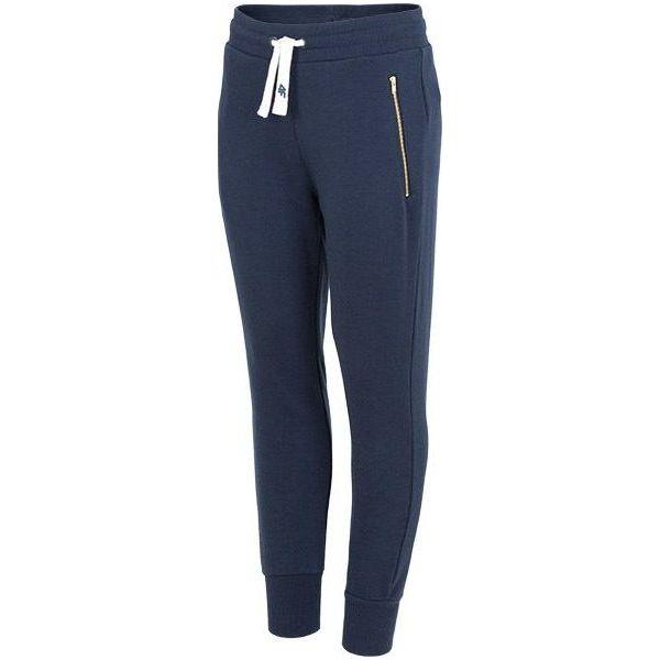 bfb67841bc1672 4f Spodnie sportowe damskie granatowe r. XS (H4Z17-SPDD003NAVY) - Spodnie  dresowe damskie . Za 109.36 zł. - Spodnie dresowe damskie - Spodnie damskie  ...