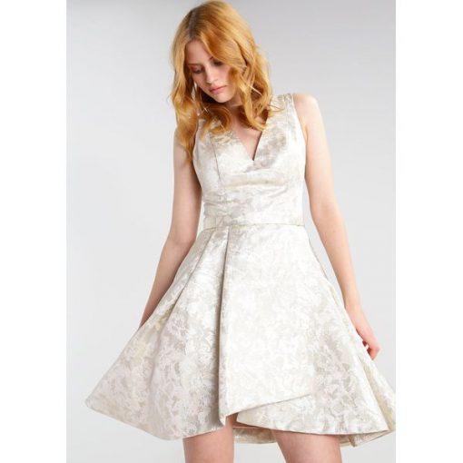 d22cf62fd0 Laona Sukienka koktajlowa cream - Sukienki damskie marki Laona. W ...
