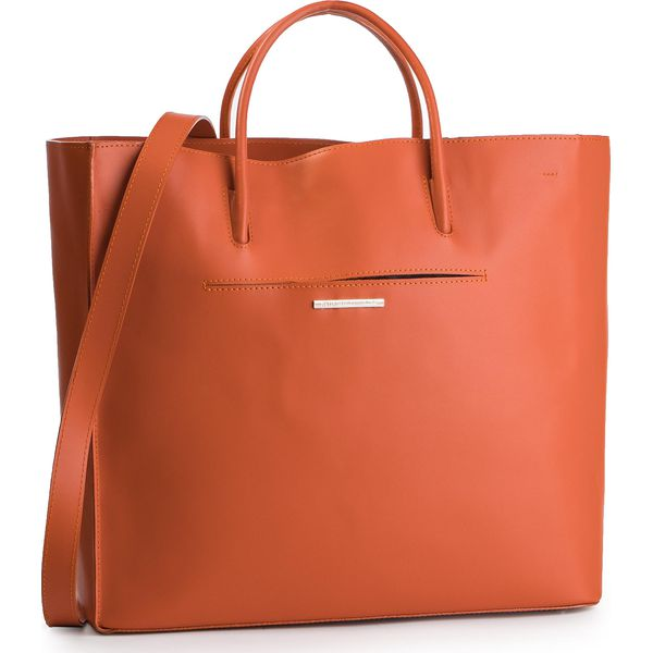 179a3d99edd33 Torebka SIMPLE - XD3881-ELB-BG00-0022-T L C.Pomarańcz - Shopper bag marki  Simple. W wyprzedaży za 399.00 zł. - Shopper bag - Torebki damskie -  Akcesoria ...