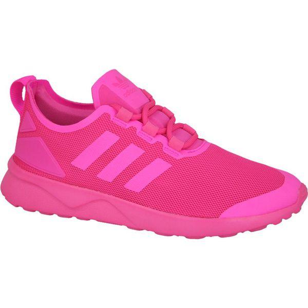 buty skate konkretna oferta ekskluzywny asortyment Adidas Buty damskie ZX FLUX ADV VERVE W różowe r. 38 2/3 (S75983)