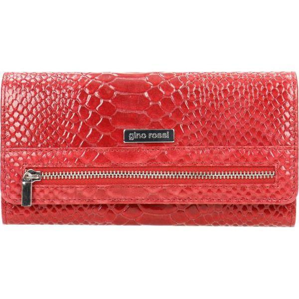 62e18ab92f2acc Portfel damski - Różowe portfele damskie Gino Rossi, ze skóry. W ...