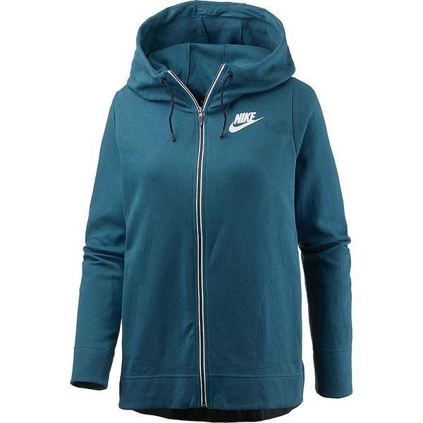 f5b37b456 Bluza w kolorze morskim - Niebieskie bluzy damskie Nike & adidas, z ...