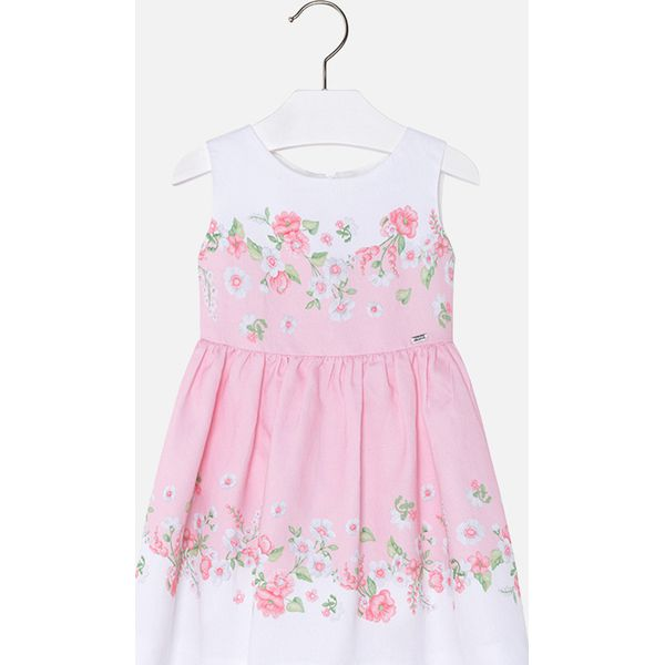 e9dd49aff7 Mayoral - Sukienka dziecięca 98-134 cm - Szare sukienki dziewczęce ...