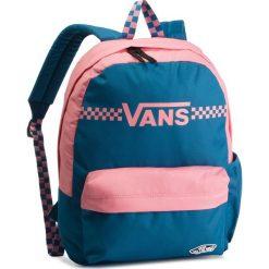 73164d3d1f657 Plecak VANS - Good Sport Real VN0A3T7BUW71 Sapphire Blue/F. Plecaki marki  Vans.