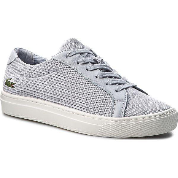 70d4b18c5 Sneakersy LACOSTE - L.12.12 217 1 CAJ 7-33CAJ1014334 Lt Gry - Buty ...