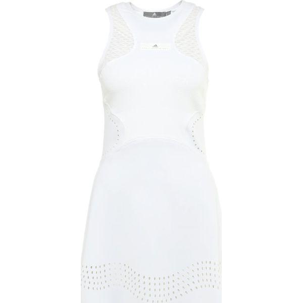0955aed201008c adidas by Stella McCartney Sukienka sportowa white - Sukienki ...