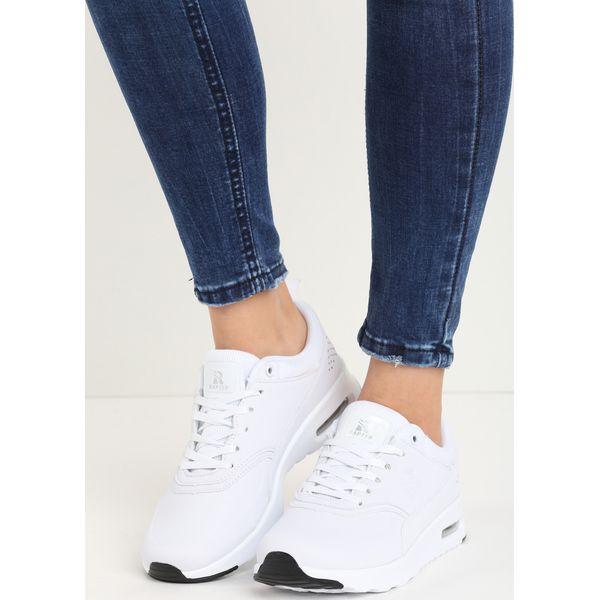 a4acec47863ef Białe obuwie sportowe casual damskie marki Born2be - Kolekcja wiosna 2019 -  Butik - Modne ubrania, buty, dodatki dla kobiet i dzieci