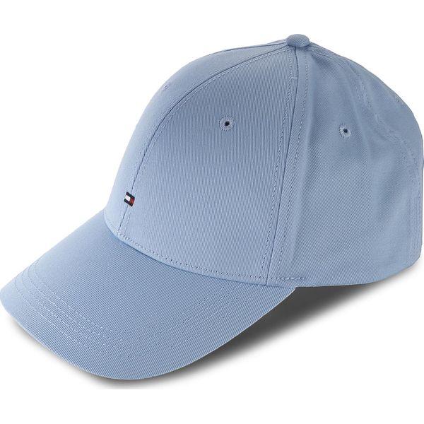 19667788b13f48 Czapka TOMMY HILFIGER - BB Cap AM0AM03040 901 - Niebieskie czapki z ...