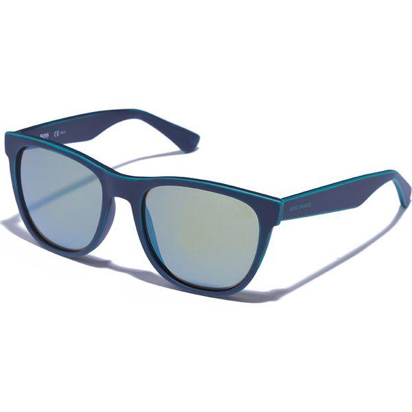 a0e4e9f46d8bb8 Okulary damskie w kolorze niebiesko-zielonym - Niebieskie okulary ...