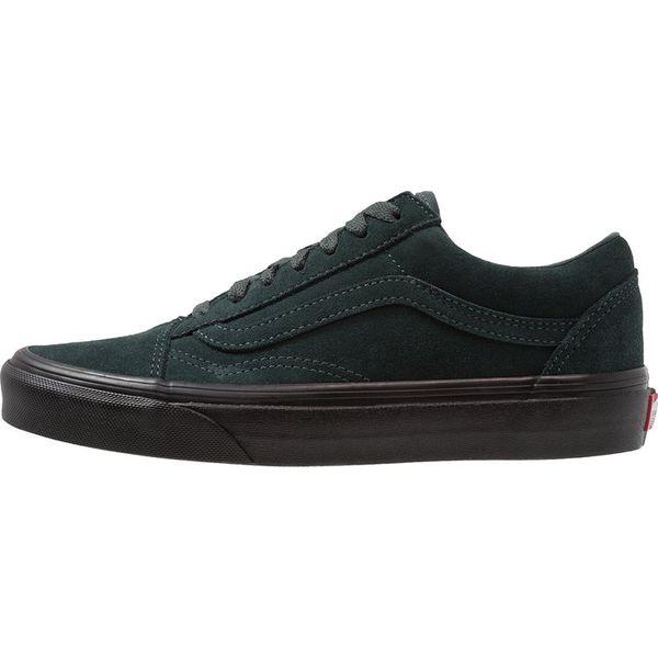 vans old skool sneakersy niskie welurowe