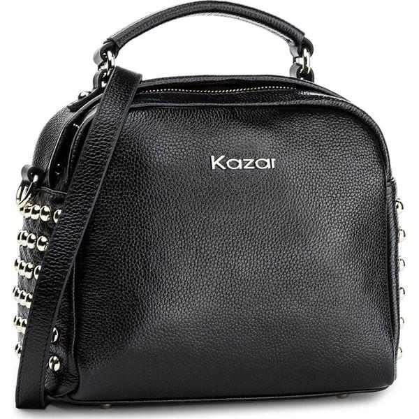 5cf45aefbc161 Torebka KAZAR - Nasira 29951-01-00 Czarny - Czarne torebki klasyczne ...