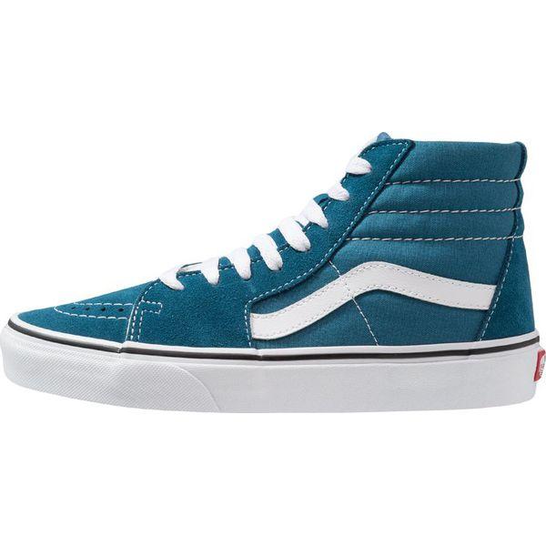 93d349abe8 Vans SK8HI Sneakersy wysokie corsair true white - Obuwie sportowe ...