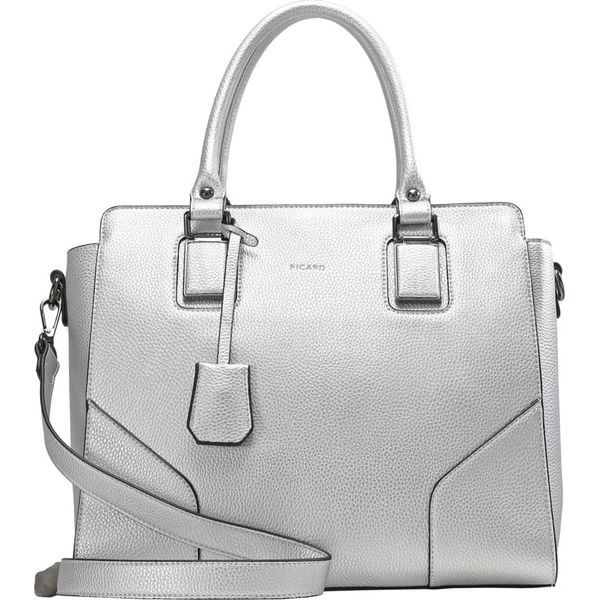 2c933277bb2c2 Picard PRECIOUS Torebka silver - Szare torebki klasyczne damskie ...