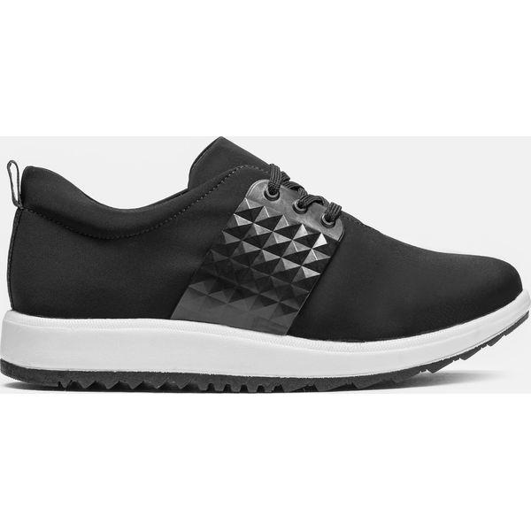 d478fb1c Czarne sneakersy damskie - Obuwie sportowe damskie Kazar. Za 369.00 ...