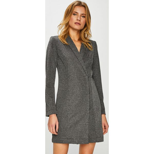 f032cee8a4 Vero Moda - Sukienka Glitter - Sukienki damskie marki Vero Moda. W ...
