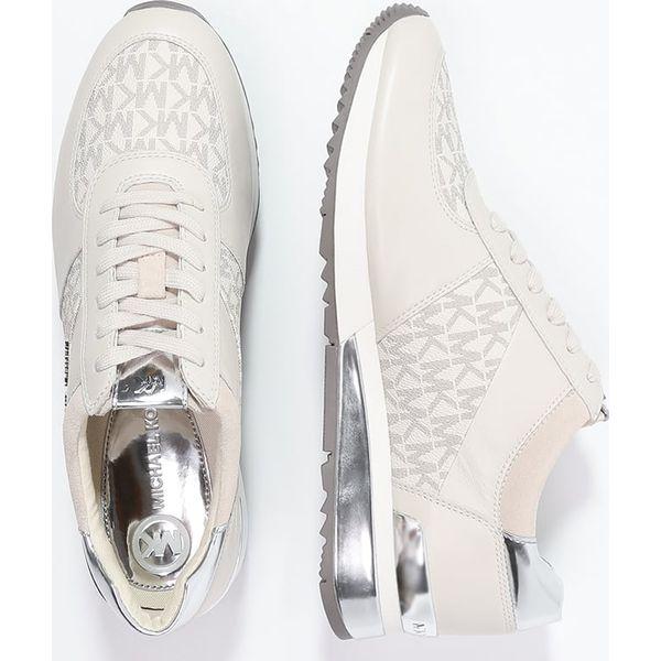 a4a26565062ef MICHAEL Michael Kors ALLIE Sneakersy niskie vanilla - Obuwie ...