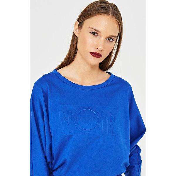 7105ec2516 Simple - Bluzka - Niebieskie bluzki damskie marki Simple