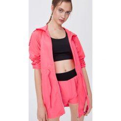 Czerwone kurtki Sinsay, kolekcja damska Lato 2020 | LaModa