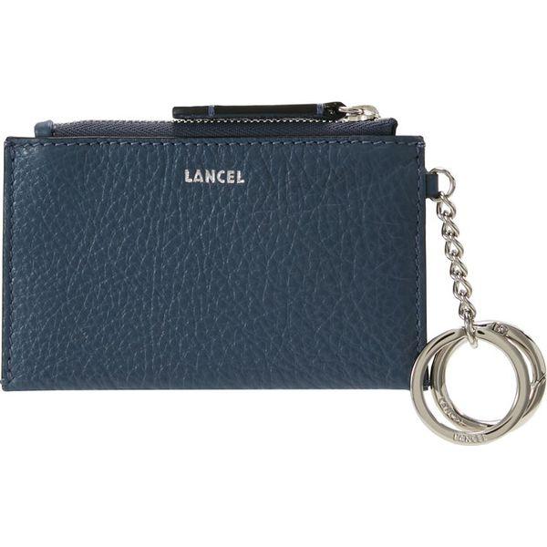af8424c3bfe1a Lancel FLORE Portfel jeans blue - Niebieskie portfele damskie marki ...