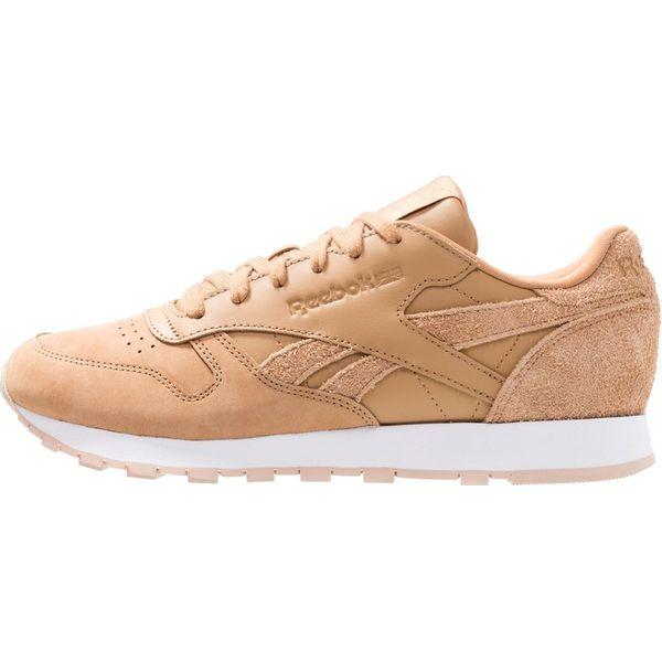 3c826b255 Reebok Classic CLASSIC Sneakersy niskie camel/bare beige - Obuwie ...