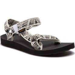 Sandały TEVA - Original Universal 1003987 Boomerang White Grey. Białe  sandały damskie marki Teva f134b74138