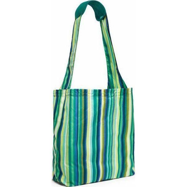ac3c26f7d013c Torba na zakupy Reusable Shopper Emerald Stripe - Akcesoria do ...