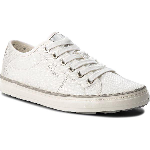 f894fed782d53 100 5 20 Damskie Trampki White S 23640 Tenisówki Białe oliver anqw1xCH
