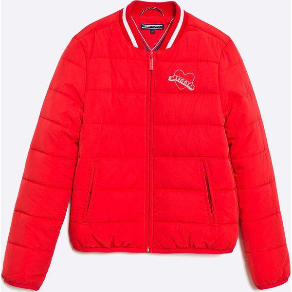 22fb77cbb6a39 Tommy Hilfiger - Kurtka dziecięca 128-176 cm - Czerwone kurtki ...