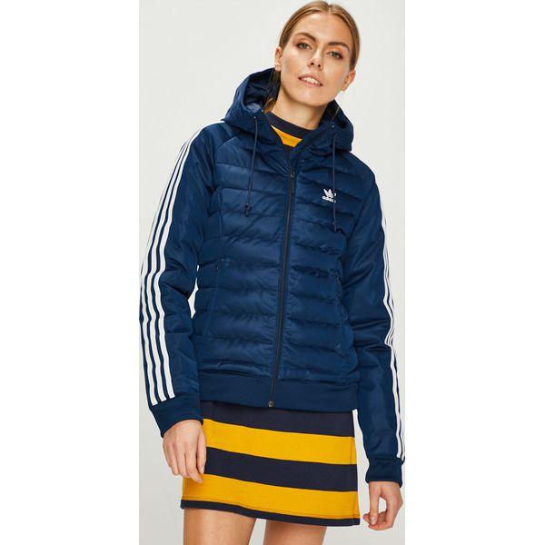 3a562979ee9a85 adidas Originals - Kurtka - Szare kurtki damskie Adidas Originals. W ...