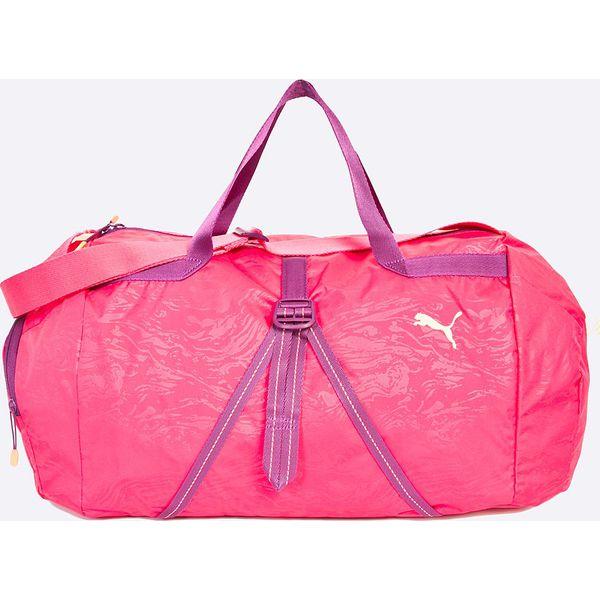 a07512248540d Puma - Torba Fit AT Sports - Różowe torby sportowe marki Puma, w ...