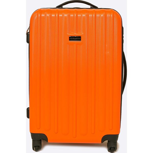 fe16b83a0ac2d VIP COLLECTION - Walizka 64 L - Czerwone walizki marki VIP ...