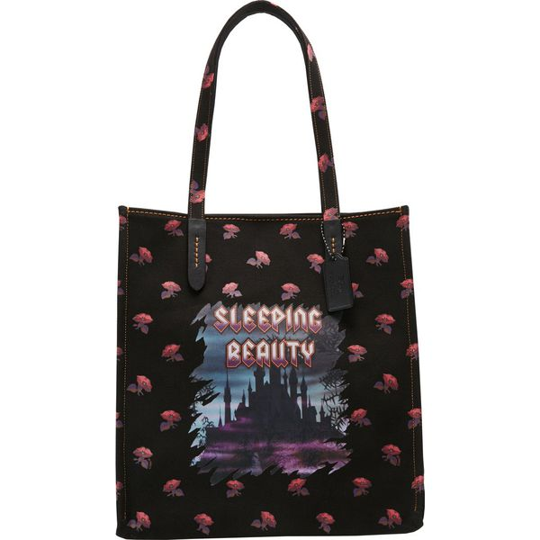 919054257ebf7 Coach DISNEY SLEEPING BEAUTY TOTE Torba na zakupy black - Shopper bag marki  Coach. Za 629.00 zł. - Shopper bag - Torebki damskie - Akcesoria damskie -  Butik ...