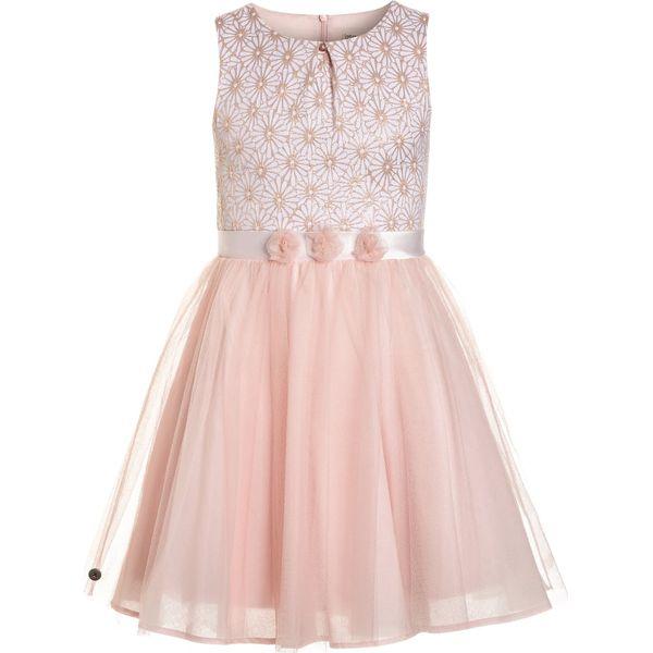 39151b7a Jottum DRESS SULLANA Sukienka koktajlowa poudre pink
