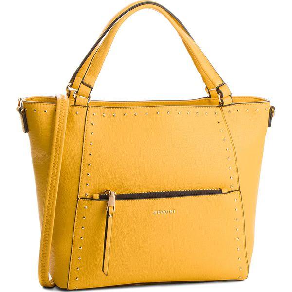9b5431942d44f Torebka PUCCINI - BT18506 6C - Żółte torebki klasyczne damskie marki  Puccini. W wyprzedaży za 159.00 zł. - Torebki klasyczne damskie - Torebki  damskie ...
