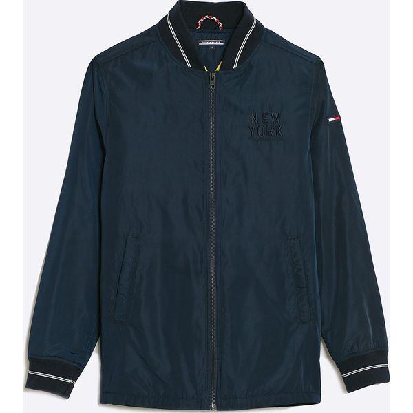3d6f43d87ebba Tommy Hilfiger - Kurtka dziecięce 98-176 - Czarne kurtki i płaszcze ...