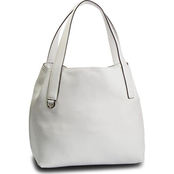 3062e7f88b2f9 Torebka COCCINELLE - DE5 Mila E1 DE5 11 02 01 Blanche H10 - Shopper ...